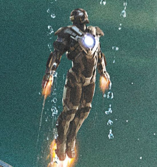 Iron Man 3 Armor #6
