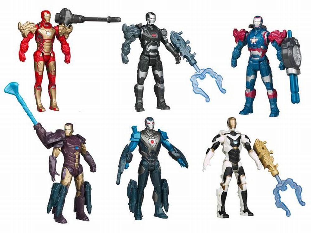 Iron Man 3 Toys ~ Iron man toys to hit shelves next week