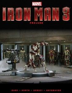 Iron Man 3 Prelude Comic