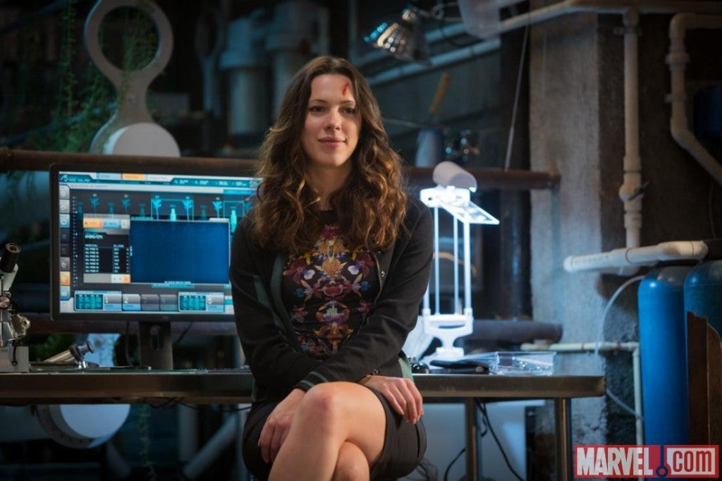 Iron Man 3: New Maya Hansen Photo Released