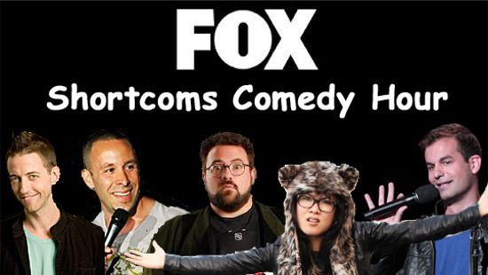 Shortcoms Comedy Hour