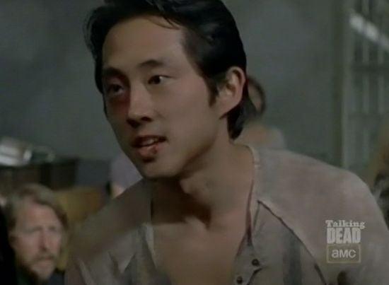 The Walking Dead Home Glenn