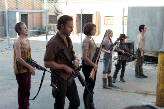 The Walking Dead I Ain't A Judas Sneak Peek