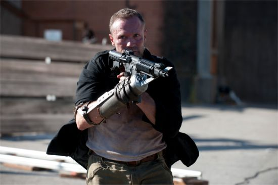 The Walking Dead Merle Ain't Dying