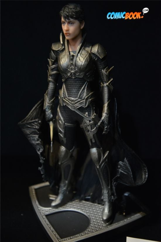 Toy Fair Man of Steel Faora
