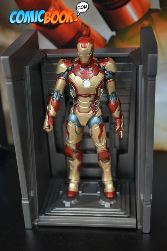 Toy Fair Iron Man 3
