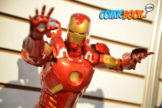 Toy Fair Iron Man