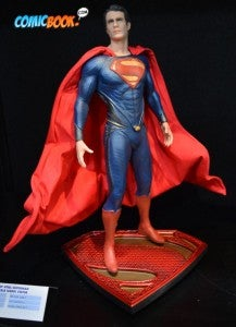 Toy Fair Man of Steel Superman