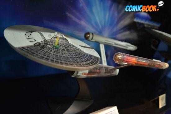 Star Trek Ship Toys Toy Fair Star Trek Enterprise