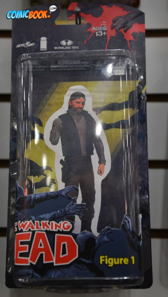 Toy Fair Walking Dead The Governor
