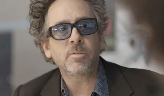 Unicorn Apocalypse Movie With Tim Burton
