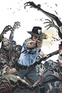 The Walking Dead #1 Wizard World Variant Cover