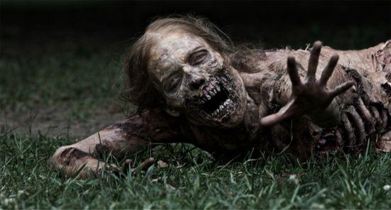 Zombie Apocalpyse Emergency Alert