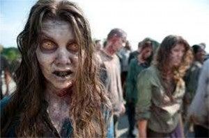 Zombie Apocalypse Walking Dead
