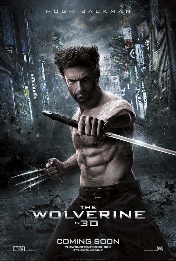 Hugh Jackman Takes His Shirt Off And Center Stage again in