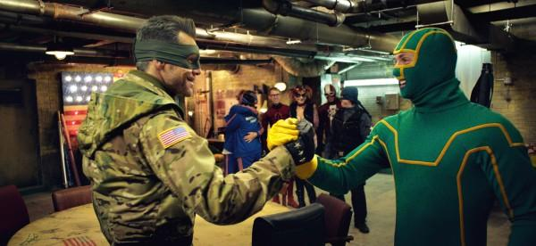 Kick-Ass 2 International Trailer: Jim Carrey Speaks, And Sounds...Different