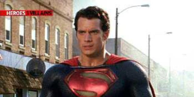 Superman-in-Action