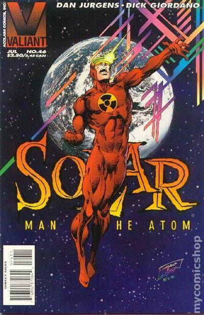 Doctor Solar, Man of the Atom (1962) comic   Read Doctor ...
