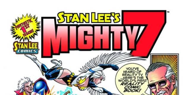stan lees mighty 6