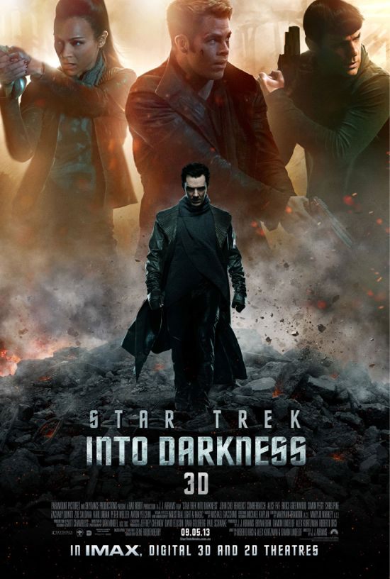 Star Trek Into Darkness is the Year's Best-Reviewed Blockbuster