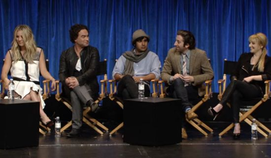 Image result for big bang theory paleyfest