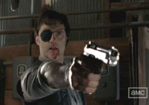 The Governor killed