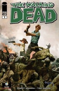 The Walking Dead #1 St. Louis Wizard World variant