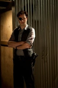 Walking Dead Season 3 finale The Governor
