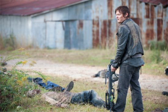 Walking Dead This Sorrowful Life Daryl