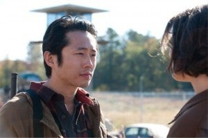 Walking Dead This Sorrowful Life Glenn And Maggie