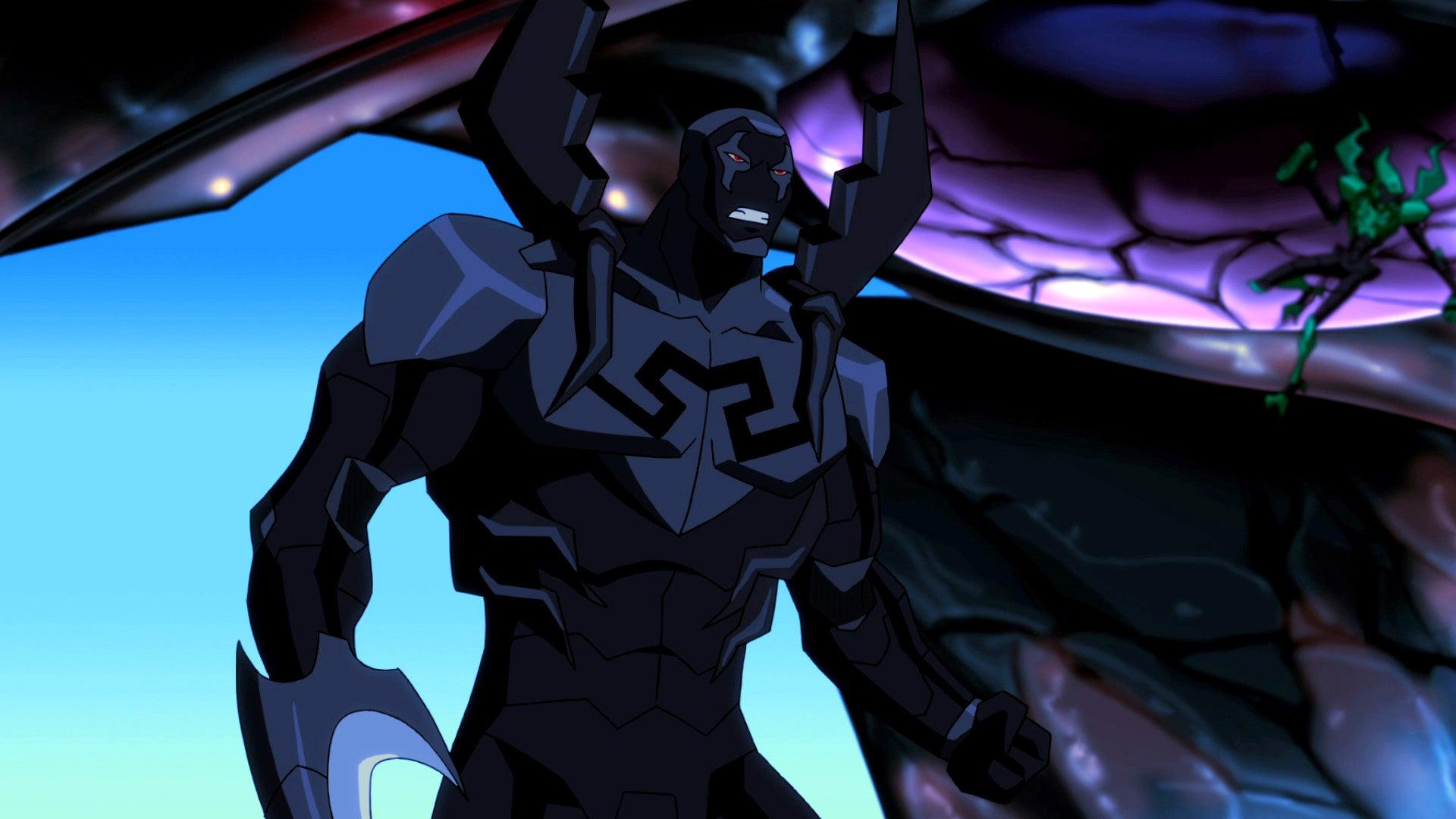 godzilla vs black beetle (young justice)   SpaceBattles Forums  godzilla vs bla...