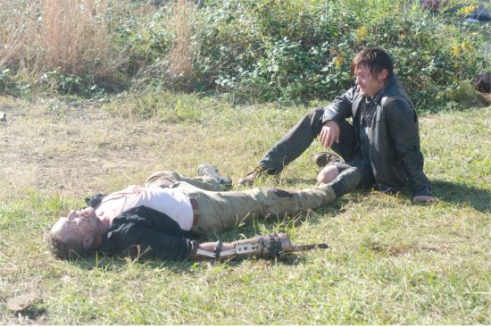 Zombie Merle And Daryl