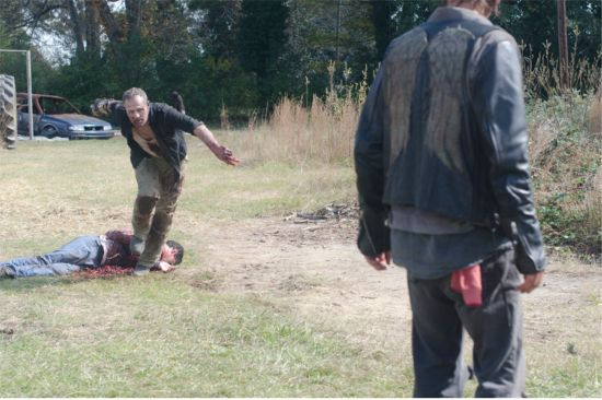 Zombie Merle Attacks
