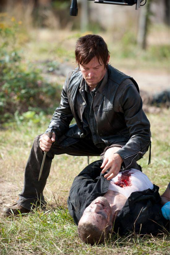Zombie Merle & Daryl