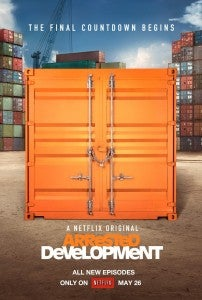 Official Netflix ARRESTED DEVELOPMENT poster