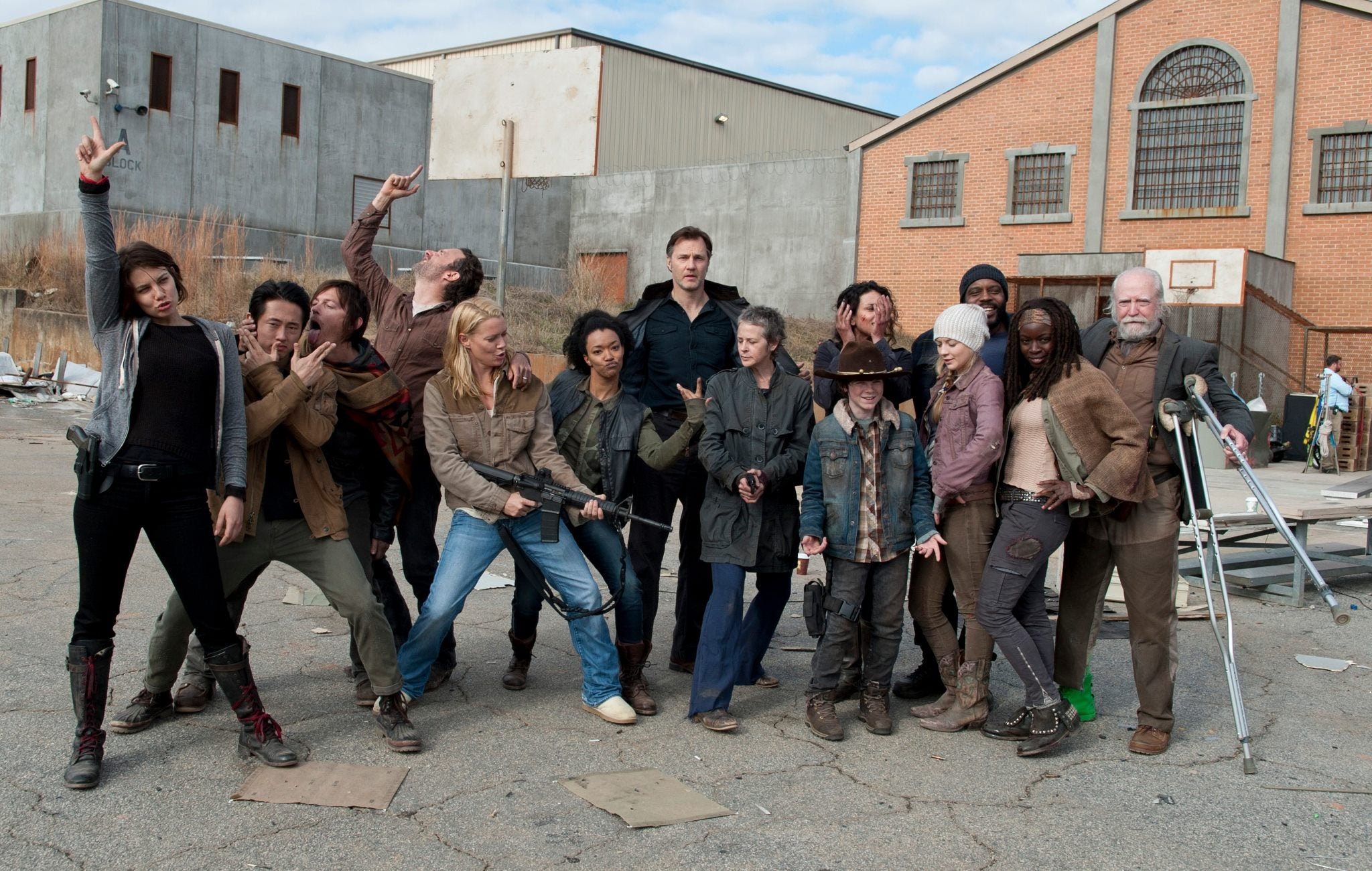 The Walking Dead, Talking Dead Ratings at All-Time High in Finales