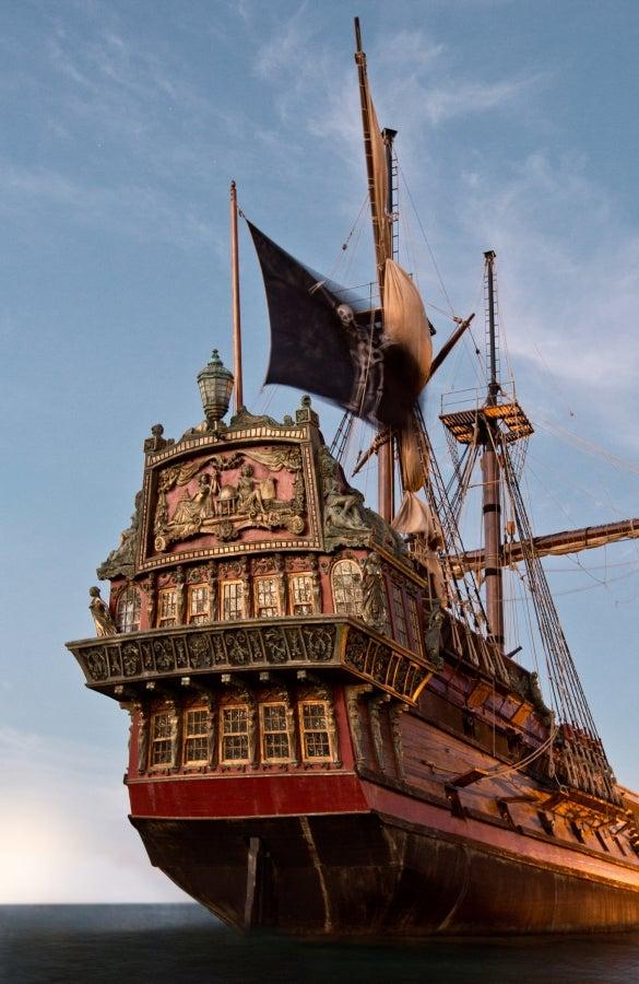 pirates black sails