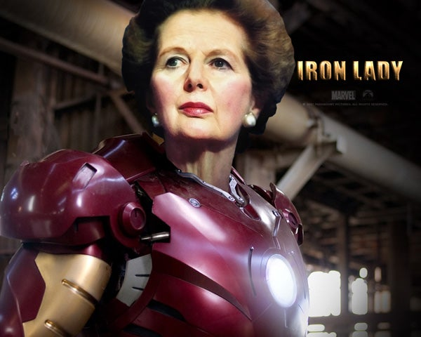 Iron Man 3 Premiere Delayed For Margaret Thatcher's Funeral