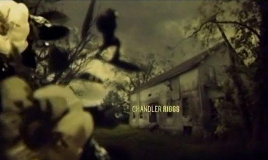 Walking Dead credits Chandler Riggs