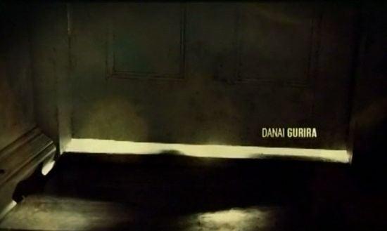 Walking Dead credits Danai Gurira
