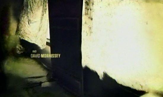 Walking Dead credits David Morrissey