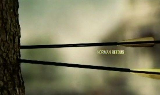 Walking Dead credits Norman Reedus