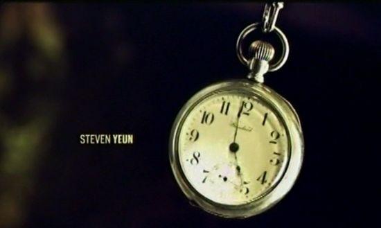 Walking Dead  credits Steven Yeun