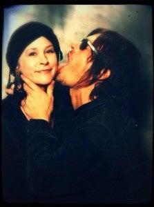Daryl licks Carol