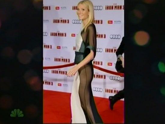 Gwyneth Paltrow Talks No Underwear Controversy On Tonight Show