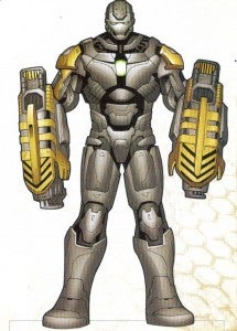 Heavy Construction Suit Armor