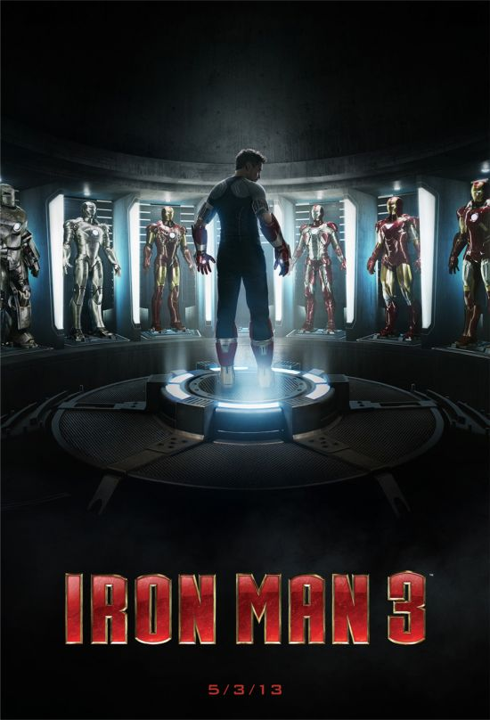 Iron Man 3 Coming to Japan in 4-D