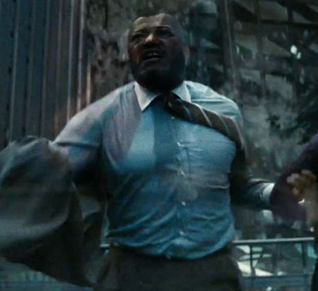 Man Of Steel: Fishburne Says No Sequel Deal Yet