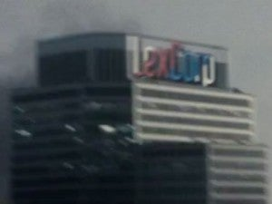 LexCorp Building Man Of Steel