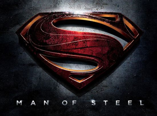 Man Of Steel Superman Symbol Is Not An S